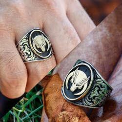 Börü Tasarım 925 Ayar Gümüş Yüzük