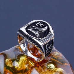 Bozkurt 925 Ayar Gümüş Yüzük