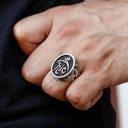 Hiç Tasarım 925 Ayar Gümüş Yüzük
