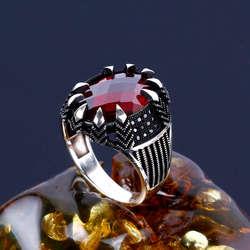 Pençe Tasarım 925 Ayar Gümüş Yüzük