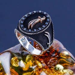 Zülfikar Tasarım 925 Ayar Gümüş Yüzük